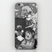 sailormoon iPhone & iPod Skins featuring SU SailorMoon by Ravenno