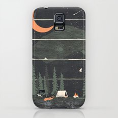 Wish I Was Camping... Slim Case Galaxy S5