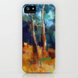 Picnic at Hanging Rock iPhone Case