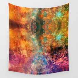 Journey Through The Unknown Wall Tapestry