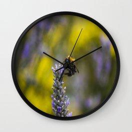 The Bees Knees Wall Clock