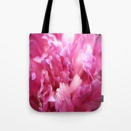 Pink Flower Petals Close-up #decor #society6 #homedecor #buyart Tote Bag