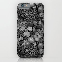 Haunted Garden iPhone Case