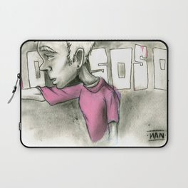 SOS: Oh Child Laptop Sleeve
