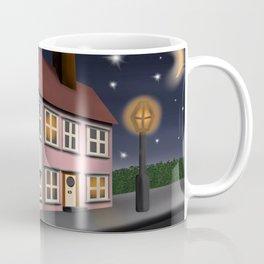 Street at Night Coffee Mug