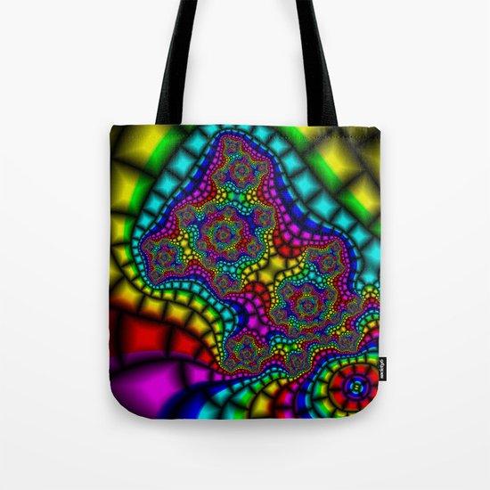 Colour Adour Tote Bag