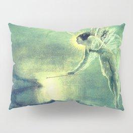 Spirit Of the Night by John Atkinson Grimshaw Pillow Sham