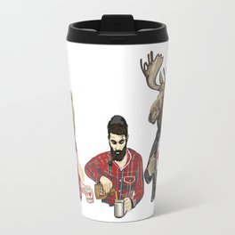 Oh, Hey There Canada Travel Mug