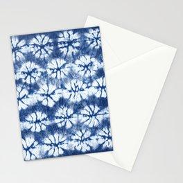 Shibori two Stationery Cards