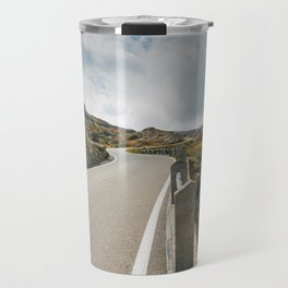 San Bernardino Pass Travel Mug