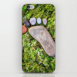Art Step iPhone Skin