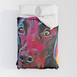 Labrador Retriever 8 Comforters
