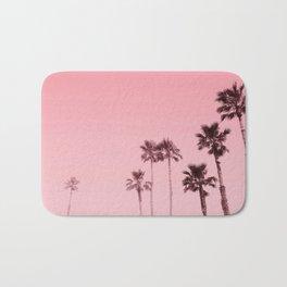 Tranquillity - flamingo pink Bath Mat