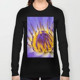 The Lotus Flower Long Sleeve T-shirt