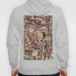 Floral Interaction Hoody