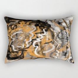 Beautiful Chaos Rectangular Pillow