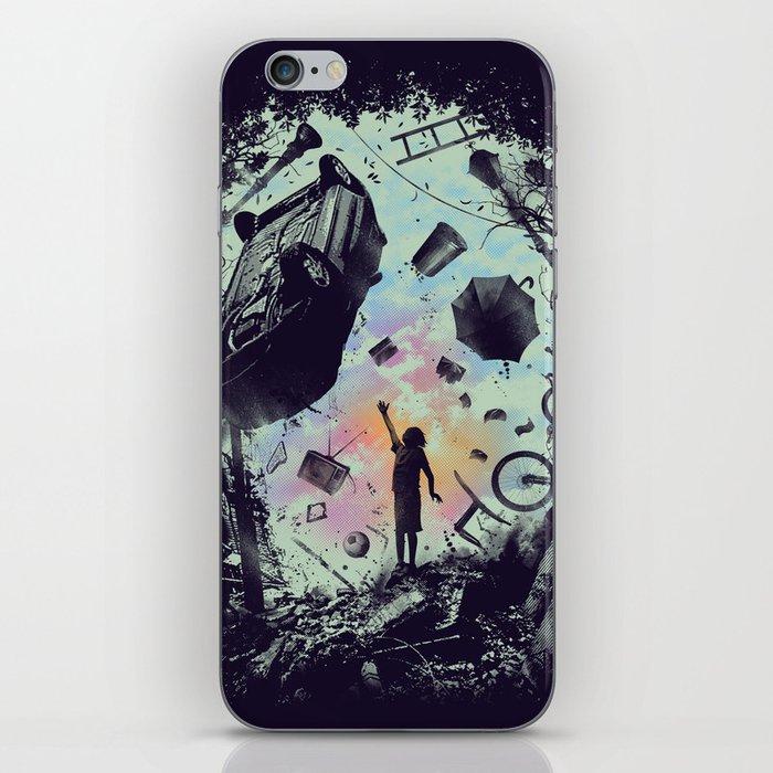 Gravity Play iPhone Skin