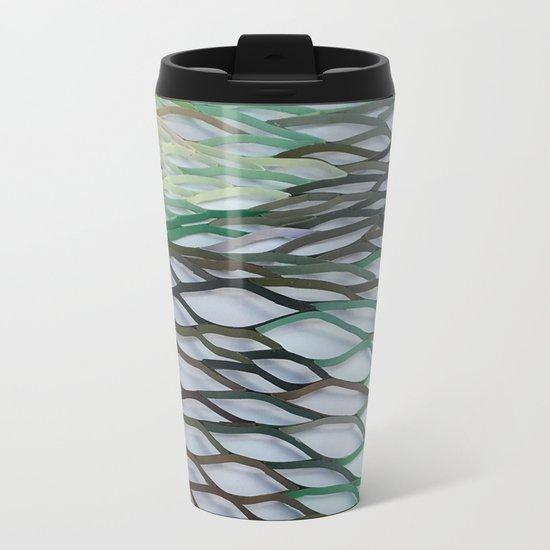 Leaf Collective Metal Travel Mug
