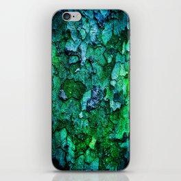 Underwater Wood 2 iPhone Skin