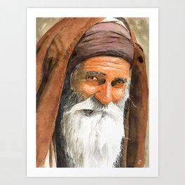 VEZHIDA Art Print