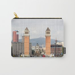 Venetian Towers Carry-All Pouch