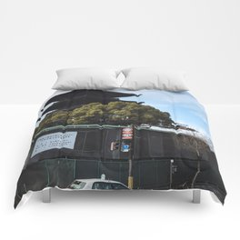 Kyoto Street Comforters