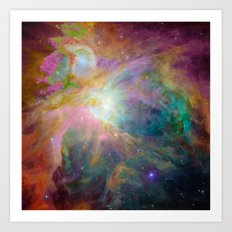 Orionas Art Print