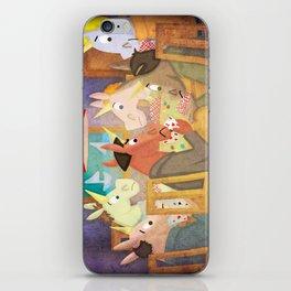 Poker Unicorn V02 iPhone Skin