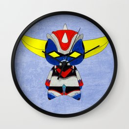 A Boy - Grendizer aka Goldorak Wall Clock