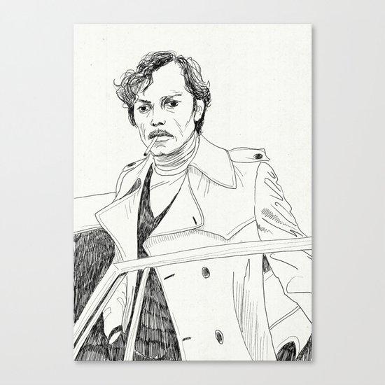 Poupart Canvas Print