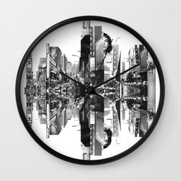 Concreto Wall Clock