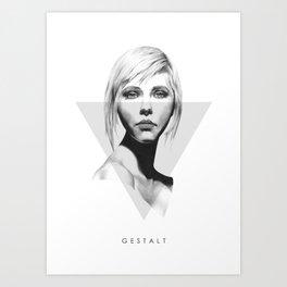 GESTALT Art Print