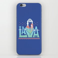 One Lava iPhone & iPod Skin