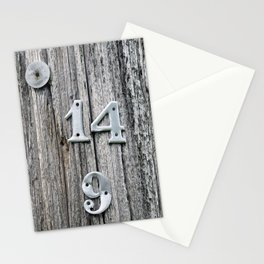 14 Over 9(2) Stationery Cards