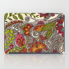 Random Flowers iPad Case
