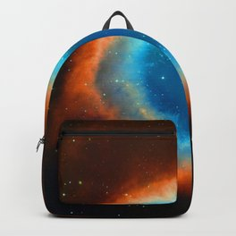 Eye Of God - Helix Nebula Backpack