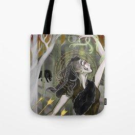 Inquisitor Lavellan Tarot Tote Bag