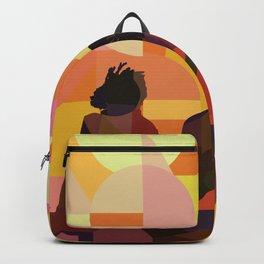 Black Girls Camp Backpack