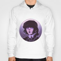 goth Hoodies featuring shoujo goth by Frank Odlaws
