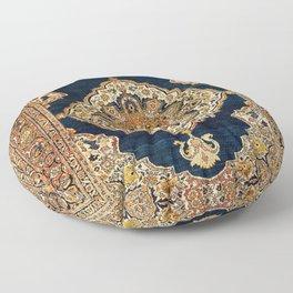 Tabriz Azerbaijan Northwest Persian Rug Print Floor Pillow