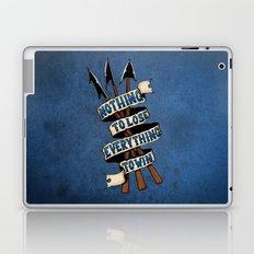 Nothing To Lose Laptop & iPad Skin