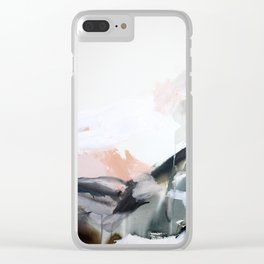 1 3 1 Clear iPhone Case