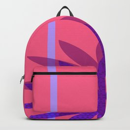 Floretta's Not Fond of Pink Backpack