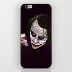 Wanna Play? iPhone & iPod Skin