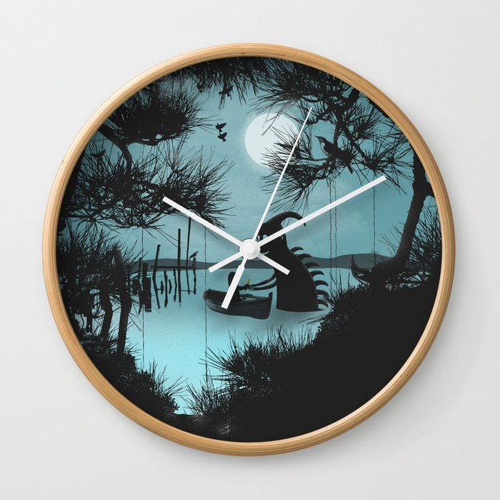 Meet Again Wall Clock