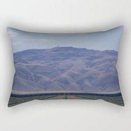 You Will Move Mountains Rectangular Pillow