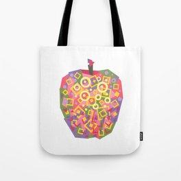 Apple (Pomme) Tote Bag