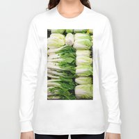 shopping Long Sleeve T-shirts featuring Shopping by MrQ@the-continuum.org