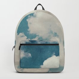 January Clouds Backpack