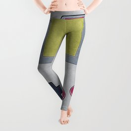 Vintage GameBoy 1989 Leggings